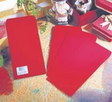 絨12K中式紅包袋-大