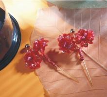 新娘珠針頭花