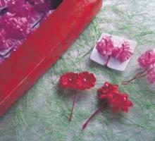 雙春花-粉