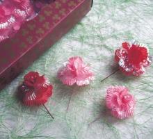 玫瑰金蒼大春花