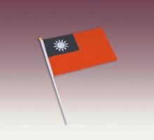 塑膠國旗連桿(黃頭)