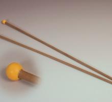 2尺木桿+黃頭