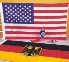 正六號萬國旗(3色以下)