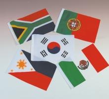 1號萬國旗(3色以上)