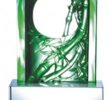 脫臘琉璃/水晶底座