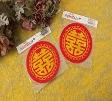 新型燙金貼紙-迷你圓-5入