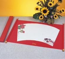 國畫簽名軸/簽名簿